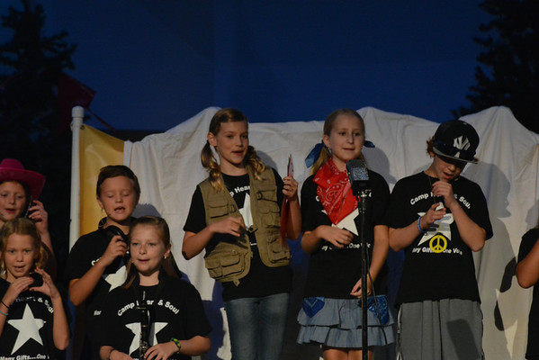 PCBC 2014 Music Art Camp Sun Performance