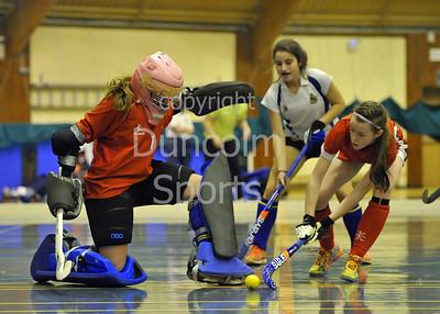 Under 18 Girls Indoor Scottish Cup