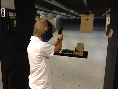 Shooting @ Big Woods 12-31-2011