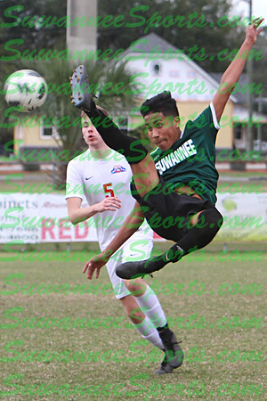 Suwannee High School Soccer - 2018-19