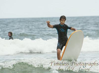 2014  Surfers in Ocean City