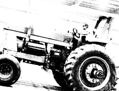Fayette Al. Tractor Pull
