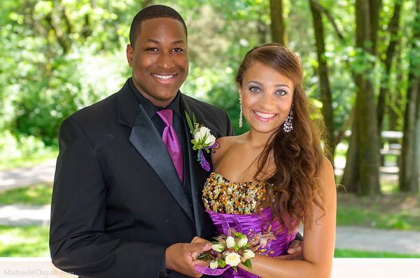 Angela's Prom 2012