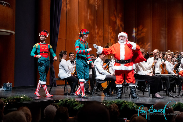 12-8-2018 - WVSO Sounds of the Season Concert