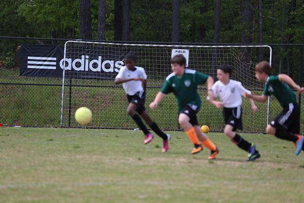 Dacula Soccer 4 27 14