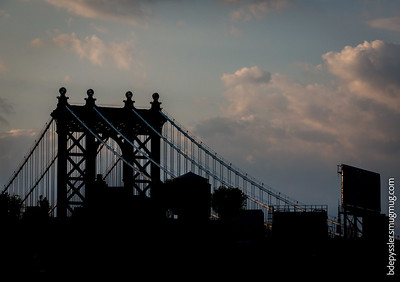 on and around the brooklyn bridge - june.2016