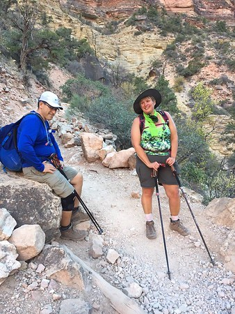 2017 Rim to Rim Hike - Grand Canyon