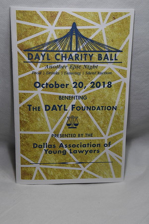 10-20-2018 DAYL Charity-Bolton  Ball @ Hall on Dragon