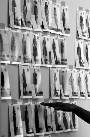 Oscar de la Renta - All Day Coverage Behind the scenes 2011