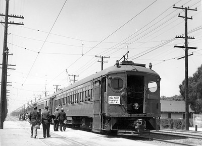 Terminal Island Line 1943 - 1945