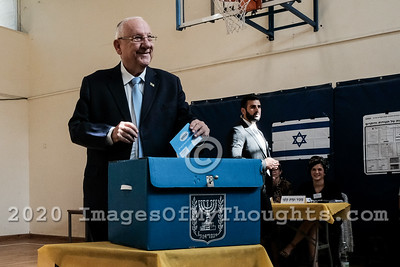 20190917 Israel National Elections 2019 Round 2