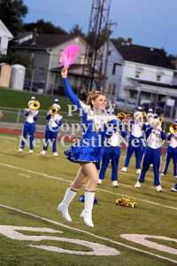 2012 Ellwood City Marching Blue Band