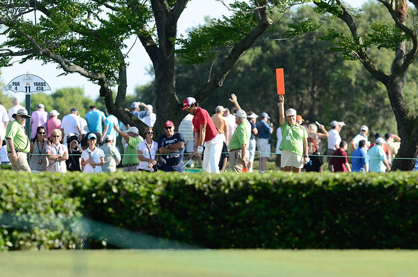 2012 ARNOLD PALMER INVITATIONAL Presented by MasterCard