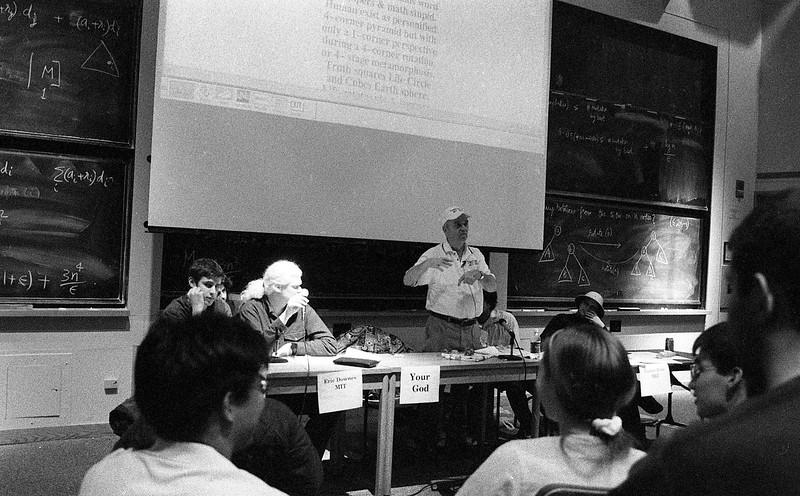 MIT TimeCube debate - January 2002