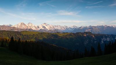 Berner Alpen VII