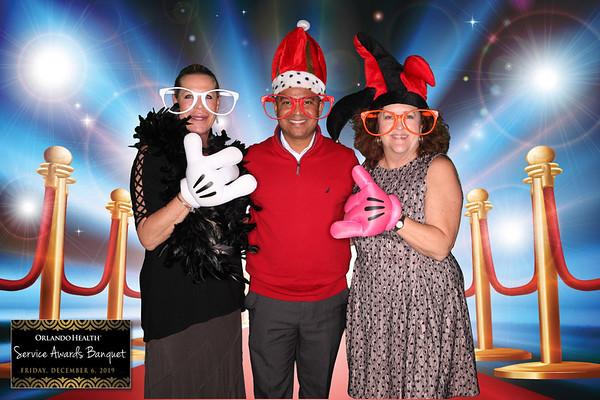 Orlando Health Service Awards Station 3 12-6-2019