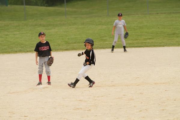 Brennan Baseball 2012