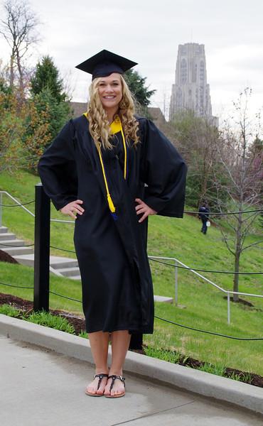 Pitt SHRS Graduation