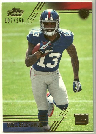 Rookie Parallels/Numbered