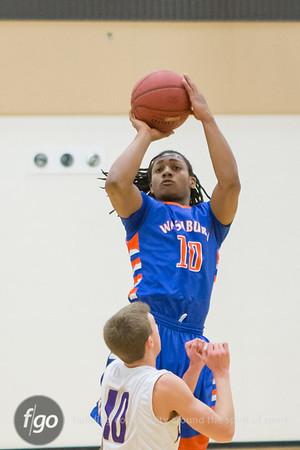 3-5-15 Waconia v Minneapolis Washburn Basketball Section 6AAA Championship