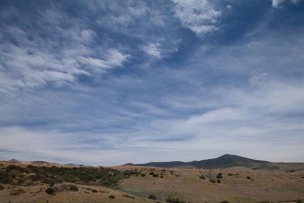 Black Mountain Reserve Views at Del Sur