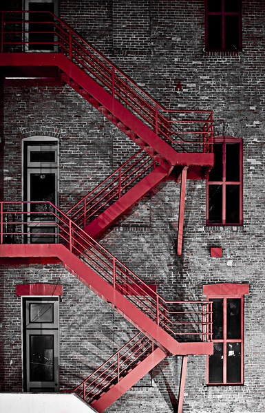Zach Snyders Fire Escape
