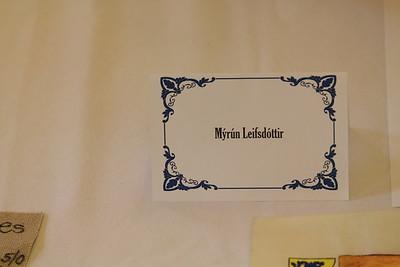 Myrun Leifsdottir