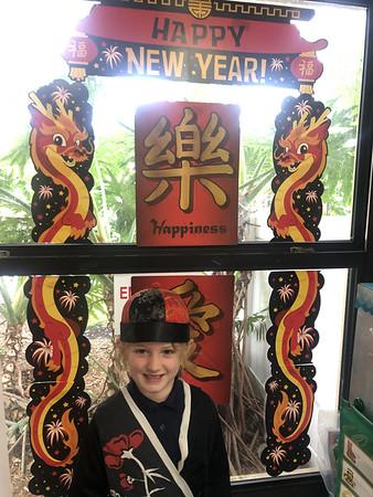 Week 22: Lunar New Year