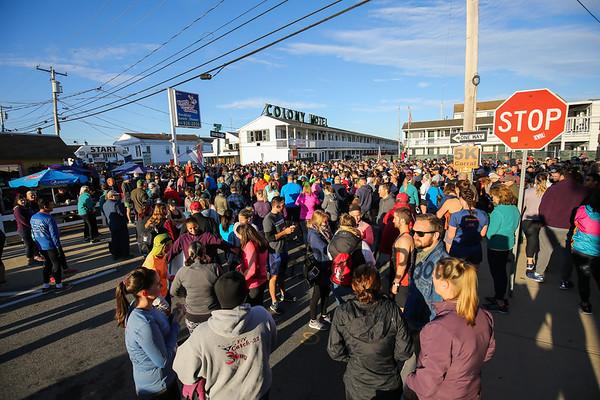 2019-10-6 Smuttynose Rockfest Half Marathon and 5k