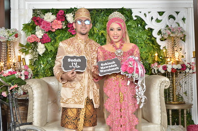 180407 | The Wedding Ella & Rifat