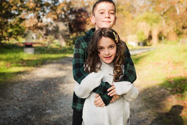 Family Portraits Fall 2020