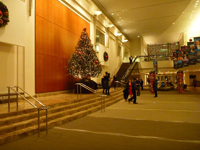 "12-10 - Alliance Theater for ""A Christmas Carol"" - Atlanta, GA"