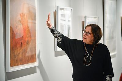 Art Kruger Gallery Talk