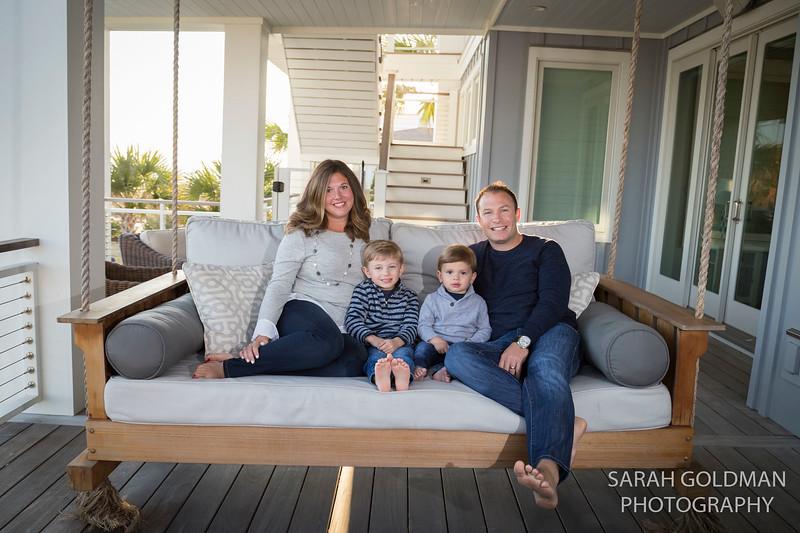 Family Photos at home Northern VA