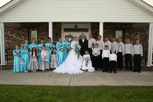 2009 - 11/14 Jordan-Davis Wedding #1