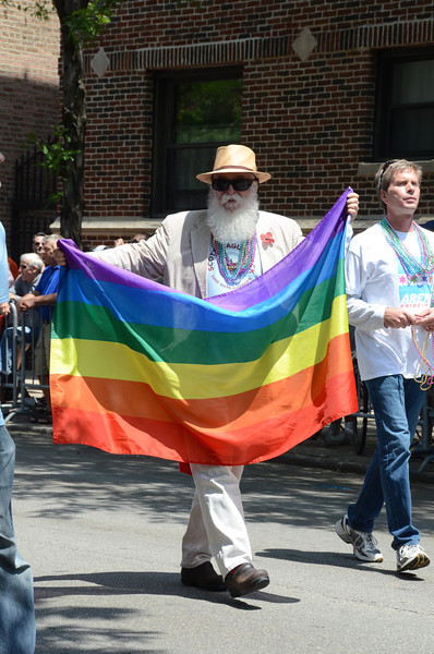 Gay Pride Parade 2013