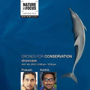 Talk on Drones for Conservation