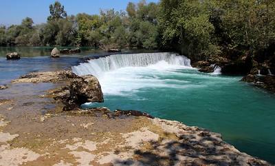 Turska - Alanja, 6. deo: Manavgat reka i vodopad, 24.9.2018.