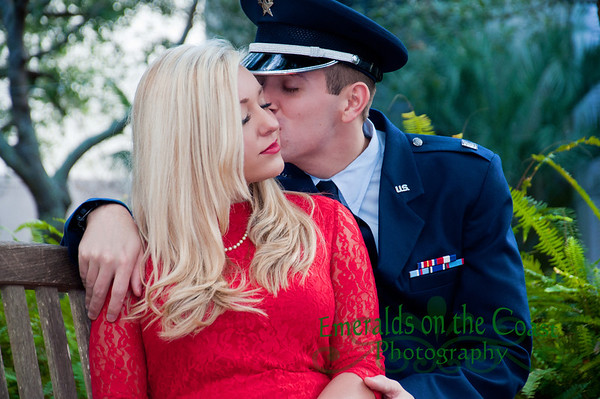 Phillips - Murchison Engagement Session 1-26-13