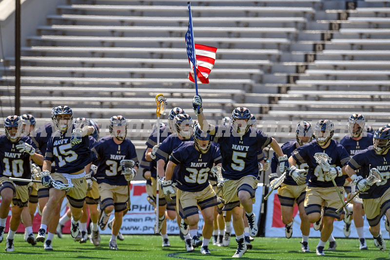 Army vs Navy Mens's Lacrosse 2018