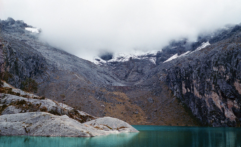 South America Adventure Laguna Churup Peru
