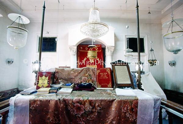 INDIA, Revadanda (Konkan Coast, Maharashtra). Beth El Synagogue, 1842. (2009)