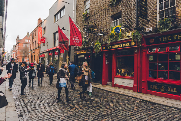 Adventures in the UK and Ireland