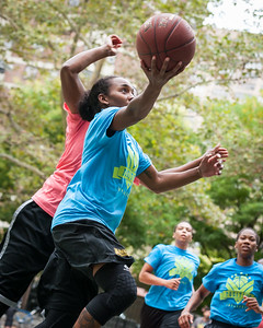 Positive Influence Basketball Classic: Blue 83 vs Pink 62