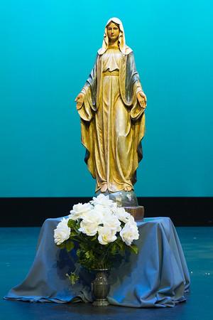 First Mass of 2016 8-15-16
