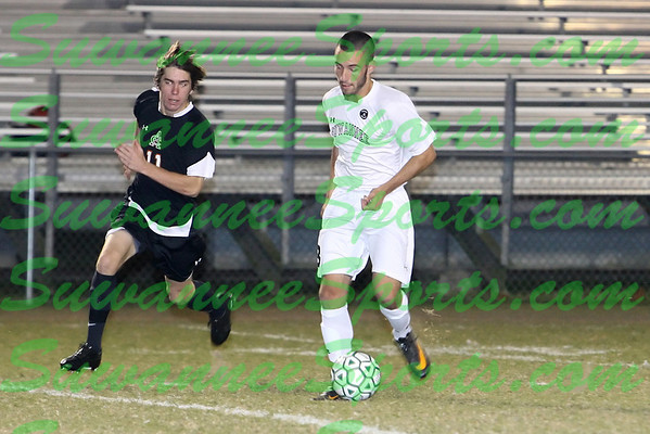 Suwannee High School Soccer - Boys 2011-12