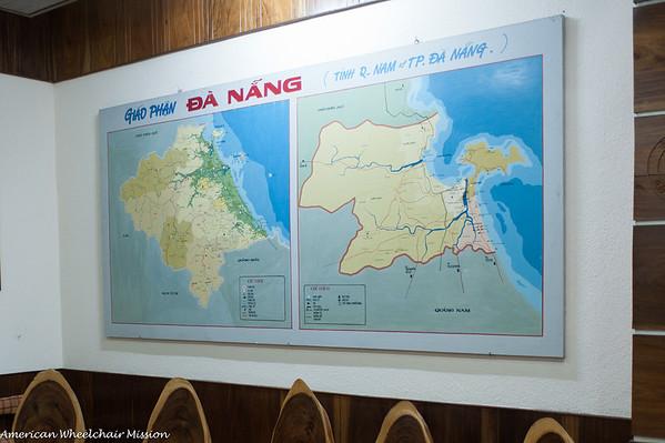 Monday: Da Nang, Home Visits and Need Assessment