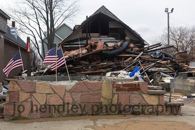 Union Beach /Hurricane Sandy