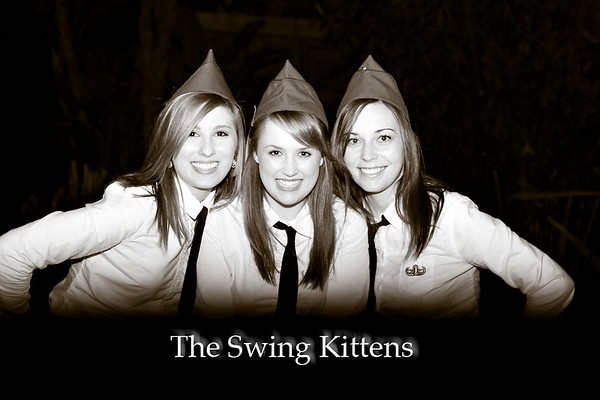 The Swing Kittens and The Swing Cats Band