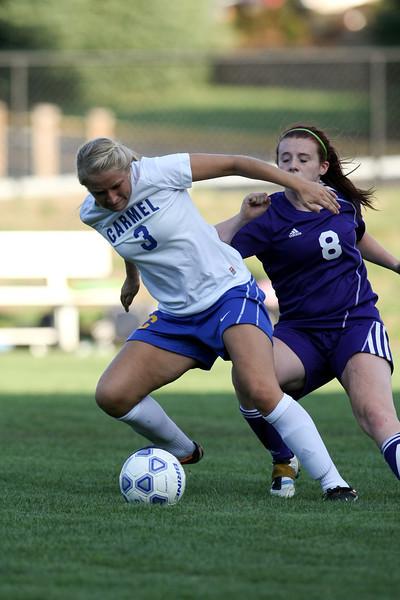Carmel Ladies HS Soccer 2012